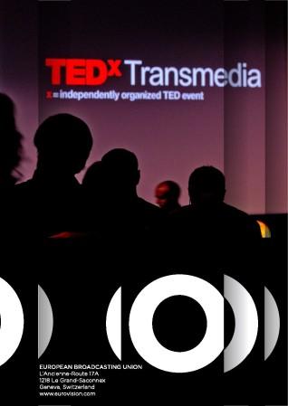 TEDxTransmedia - Roma e Ginevra, Applepie ha curato Comunicazione, ufficio stampa e strategie social